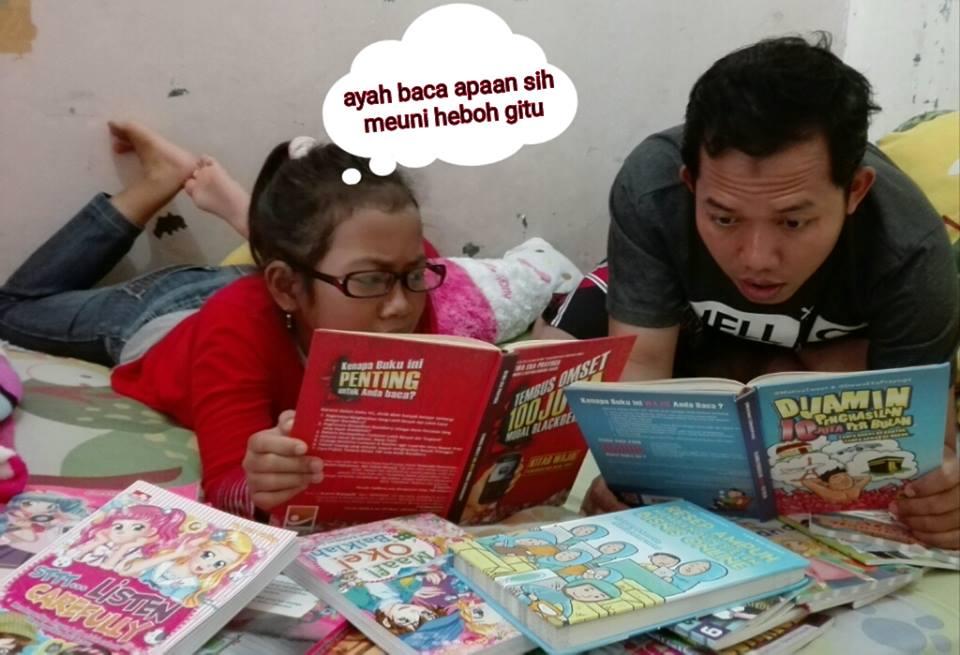Ayo Membaca!