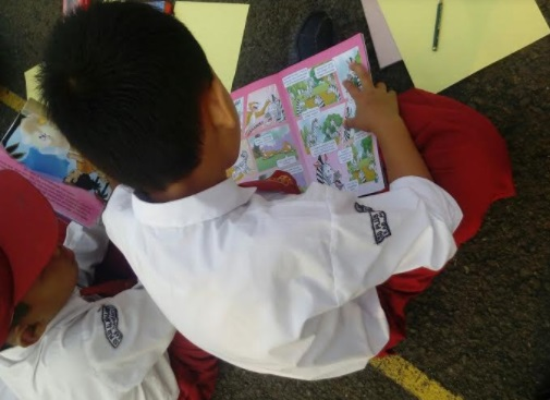 Menyemai Asa Generasi Pembaca