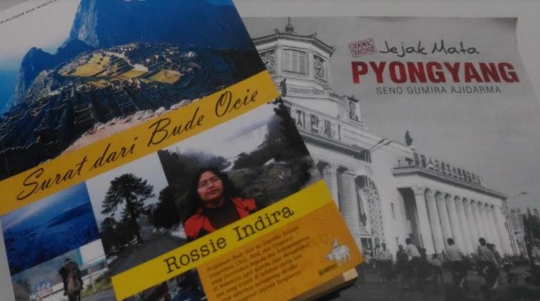 Menulis Ala Rowling, SGA dan Rossie Indira