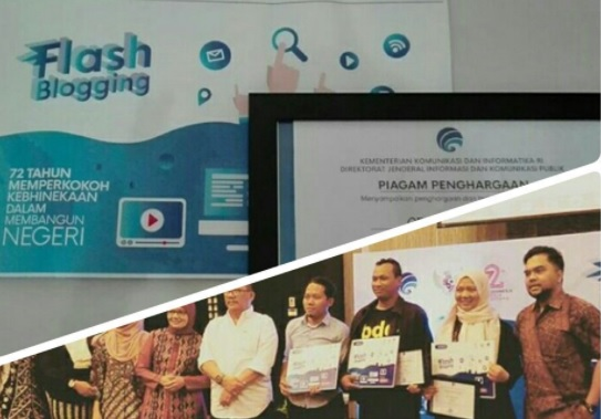 Kiat Menang Lomba Flash Blogging: Strategi On The Spot